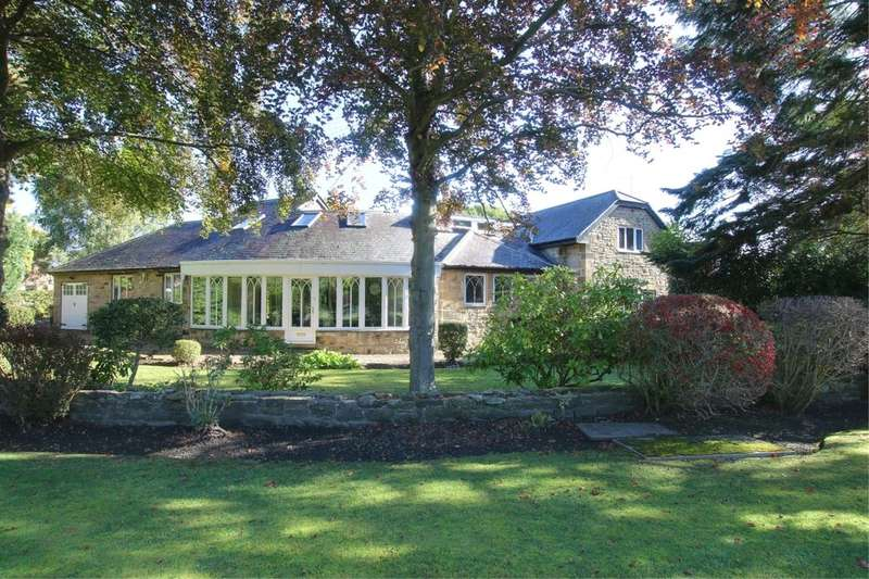 5 Bedrooms Detached House for sale in High Mill Road, Hamsterley Mill, Rowlands Gill, NE39