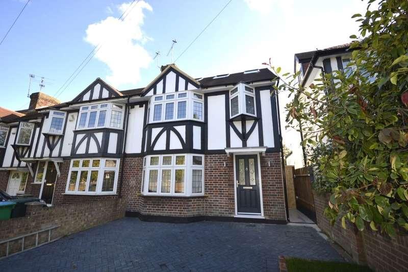 4 Bedrooms Semi Detached House for sale in Warren Road, Whitton, Twickenham, TW2