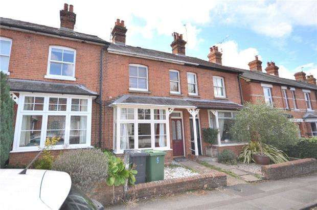 3 Bedrooms Terraced House for sale in Queens Road, Basingstoke, Hampshire