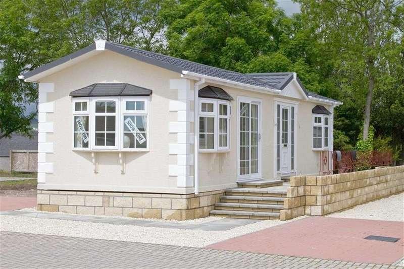 1 Bedroom Park Home Mobile Home for sale in Hailsham
