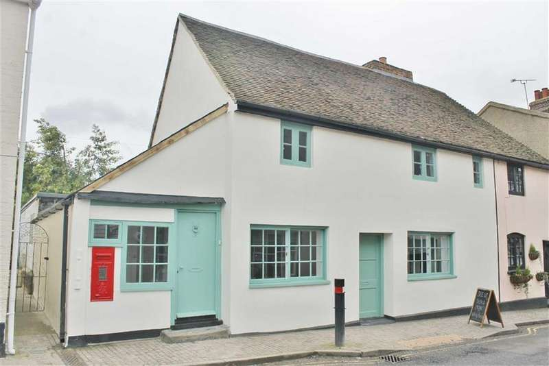 4 Bedrooms End Of Terrace House for sale in The Street, Cobham