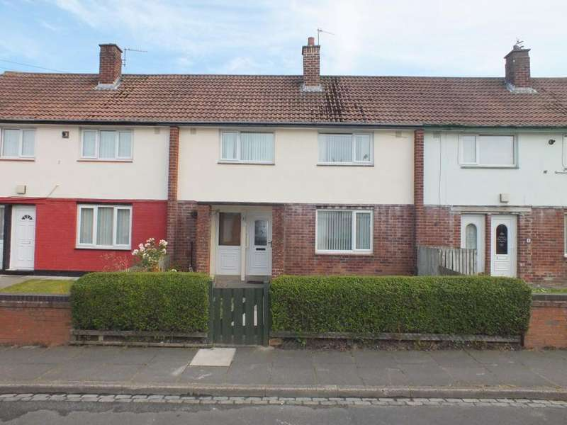 3 Bedrooms Terraced House for sale in Milldale Avenue, Blyth