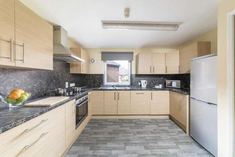 1 Bedroom Apartment Flat for rent in u-student Sunderland, Neville Road, Pallion, Sunderland