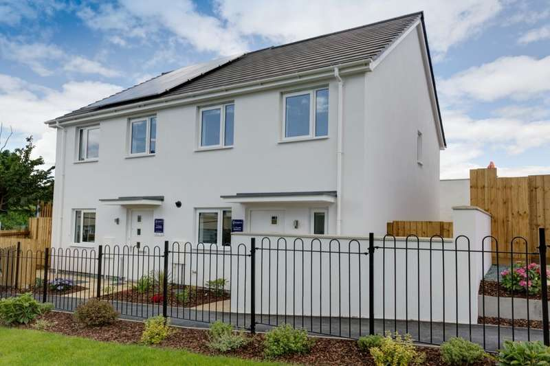 2 Bedrooms Semi Detached House for sale in The Bannister Southern Gate Wolseley Road, Plymouth, PL2