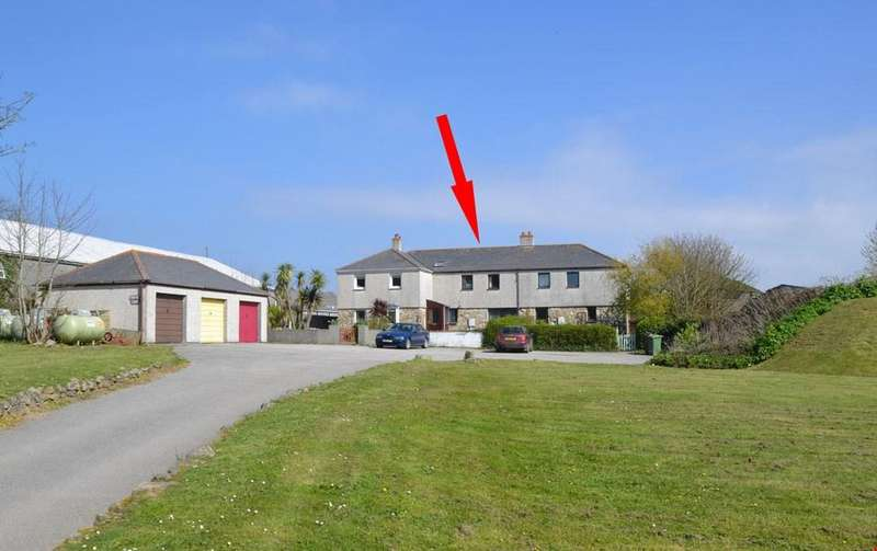 4 Bedrooms Terraced House for sale in Connor Downs, Hayle, West Cornwall, TR27