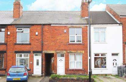 3 Bedrooms Terraced House for sale in Queens Road, Beighton, Sheffield, South Yorkshire