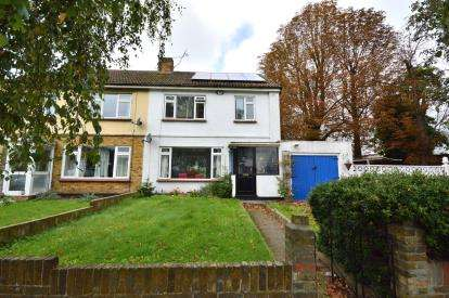 3 Bedrooms Semi Detached House for sale in Southend-On-Sea, Essex
