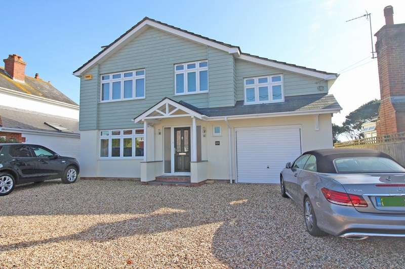 4 Bedrooms Detached House for sale in Keyhaven Road, Milford On Sea, Lymington
