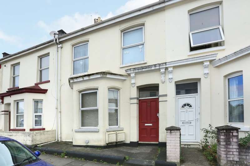 1 Bedroom Flat for sale in Ford, Plymouth
