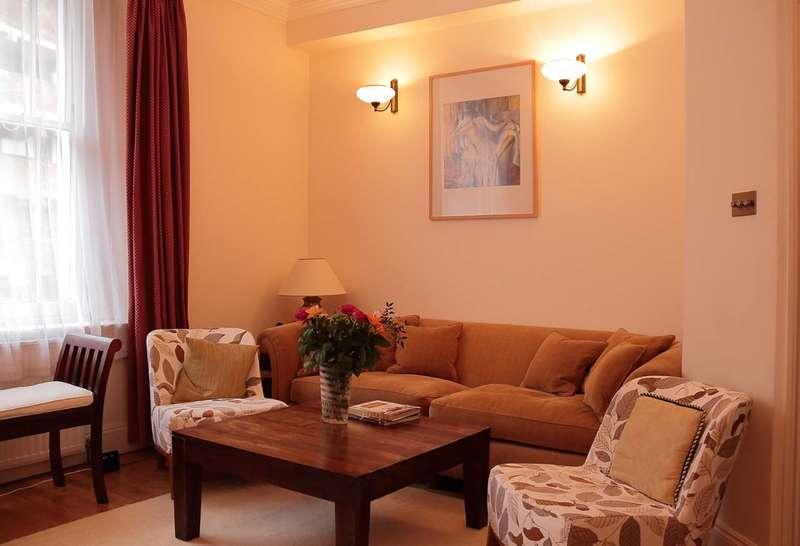 1 Bedroom Flat for sale in Tachbrook Street, Pimlico, SW1V