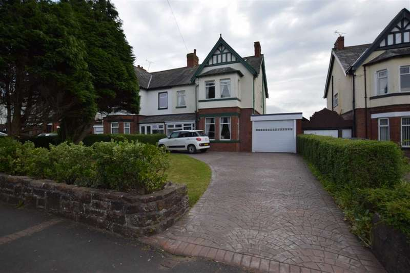 5 Bedrooms Semi Detached House for sale in Hawcoat Lane, Barrow-in-Furness, Cumbria