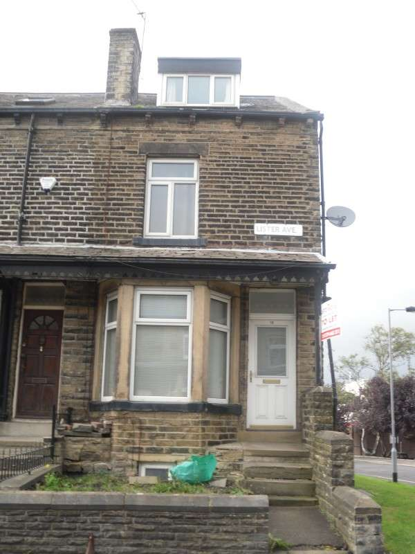 4 Bedrooms Terraced House for sale in Lister Avenue, East Bowling, bd4