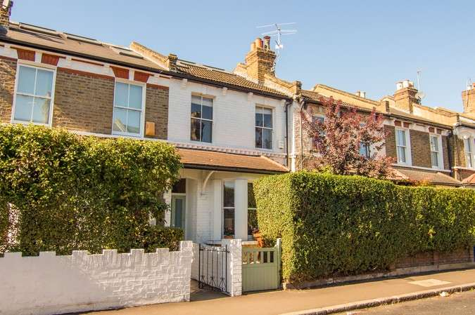 4 Bedrooms Terraced House for sale in Devonshire Road, Chiswick
