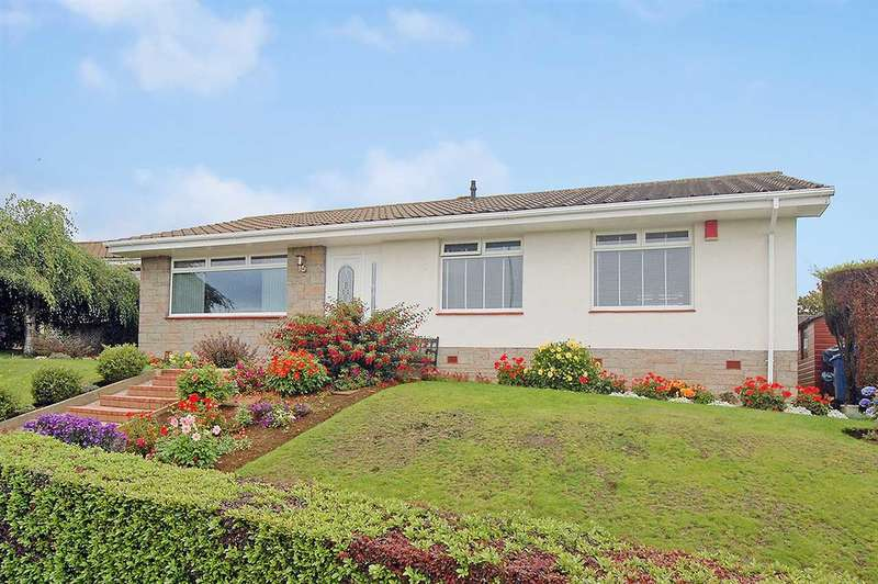 3 Bedrooms Detached Bungalow for sale in Etive Place, Dalgety Bay