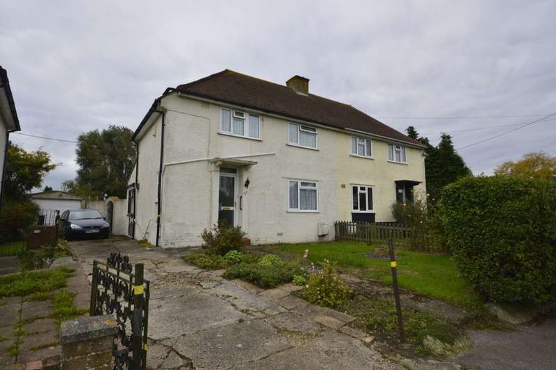 3 Bedrooms Semi Detached House for sale in The Street, High Halstow, Rochester, ME3