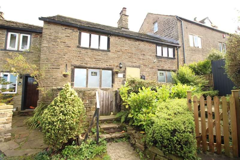 2 Bedrooms Property for sale in Simmondley Village, Glossop, SK13