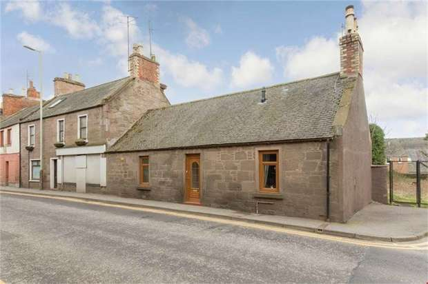 2 Bedrooms End Of Terrace House for sale in Montrose Street, Brechin, Angus