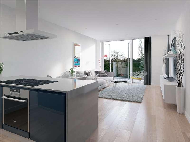 2 Bedrooms Flat for sale in Riverside, 41 - 42 Kew Bridge Road, London, TW8