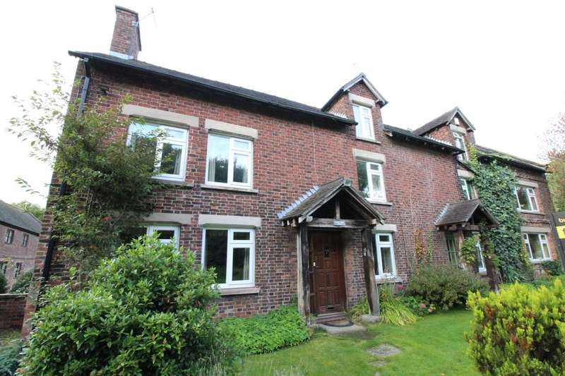 3 Bedrooms Semi Detached House for sale in Giantswood Lane, Hulme Walfield, Congleton, CW12