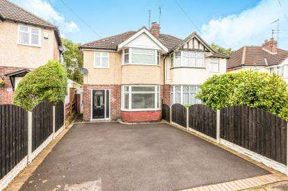 3 Bedrooms Semi Detached House for sale in Josiah Road, Northfield, Birmingham, West Midlands