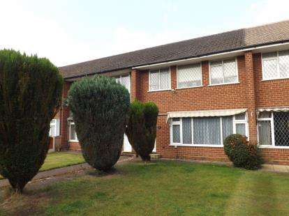 3 Bedrooms Terraced House for sale in Solihull Road, Shirley, Solihull, West Midlands