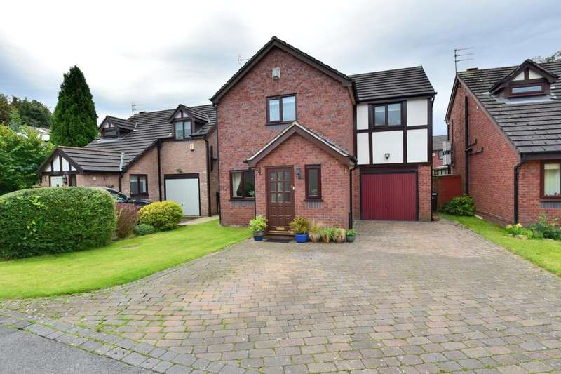 4 Bedrooms Detached House for sale in Oriel Close, Heaviley, Stockport, SK2 6TL