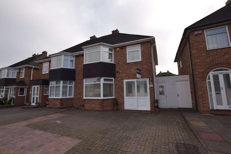 3 Bedrooms Semi Detached House for sale in Fernhill Road, Solihull