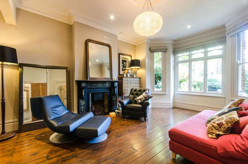 4 Bedrooms Terraced House for sale in Dundonald Road, Queen's Park, NW10