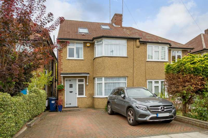 4 Bedrooms Semi Detached House for sale in Calton Road, New Barnet, EN5