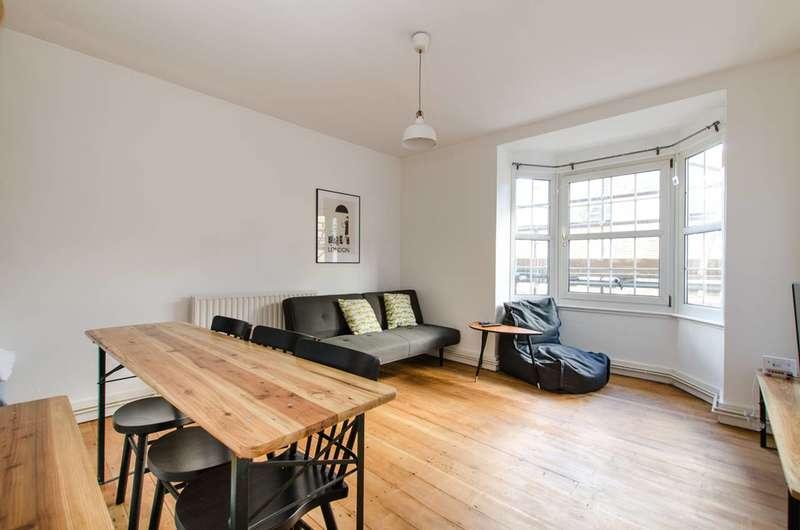 3 Bedrooms Flat for rent in Orsett Street, Vauxhall, Kennington, SE11