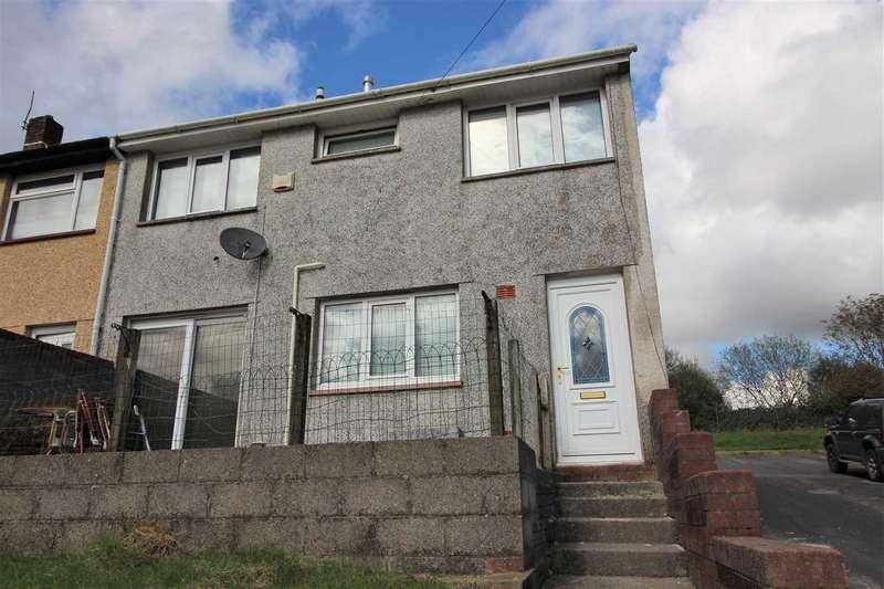 2 Bedrooms End Of Terrace House for sale in Concord Drive, Tonyrefail