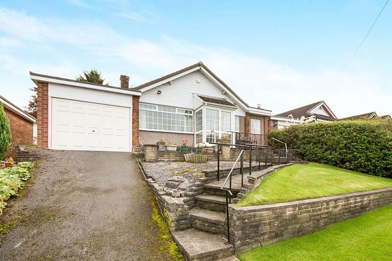 3 Bedrooms Detached Bungalow for sale in Blackthorne Road, HYDE, SK14