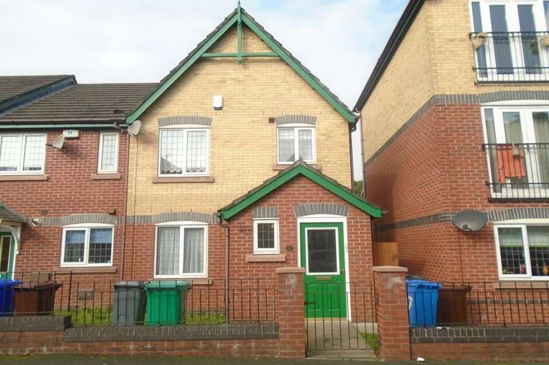 3 Bedrooms Semi Detached House for sale in Beamsley Drive, Manchester, M22