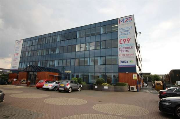 Commercial Property for rent in M25 Business Centre, Brooker Road, Waltham Abbey, Essex