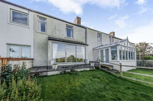 3 Bedrooms Terraced House for sale in Stobb House View, Brandon Village, Durham