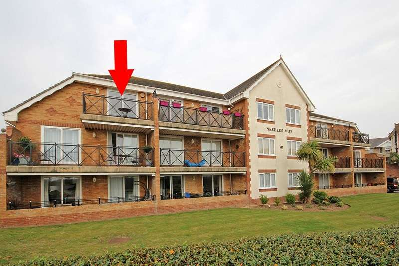 1 Bedroom Flat for sale in Southbourne Overcliff Dr, Southbourne, Bournemouth