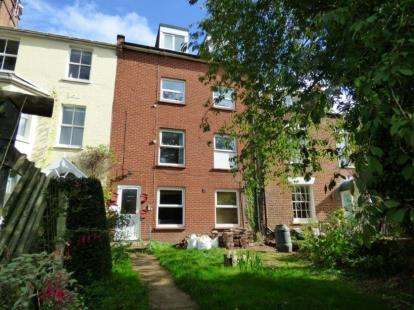 1 Bedroom Flat for sale in Exeter, Devon, Exeter