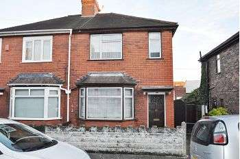 2 Bedrooms Semi Detached House for sale in Fielding Street, Stoke, Stoke-On-Trent, ST4 4HD