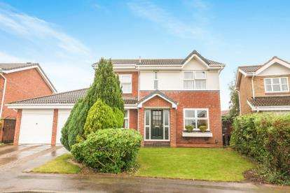4 Bedrooms Detached House for sale in Stoneacre Avenue, Ingleby Barwick, Stockton-On-Tees