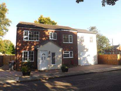 4 Bedrooms Detached House for sale in Sandy Lane, Leighton Buzzard, Bedford, Bedfordshire