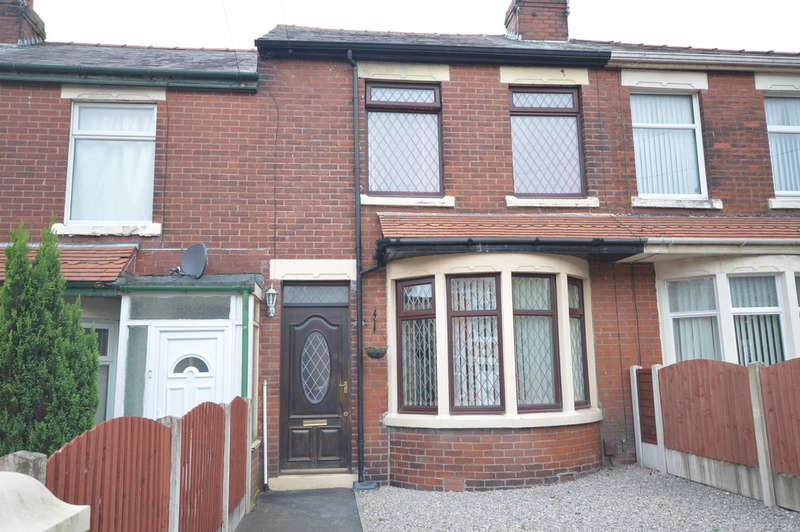 2 Bedrooms Terraced House for sale in Briercliffe Avenue, Marton