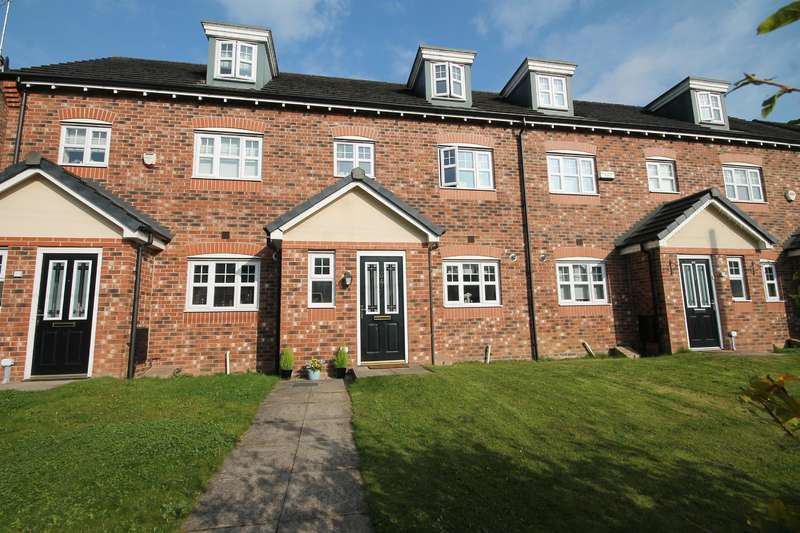 3 Bedrooms Town House for sale in Crompton Street, Farnworth, Bolton, BL4 8BL