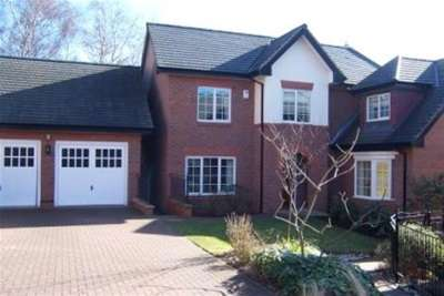 6 Bedrooms Detached House for rent in The Pipers Heswall