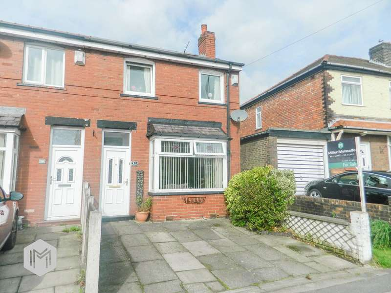 4 Bedrooms End Of Terrace House for sale in Park Road, Hindley, Wigan, WN2