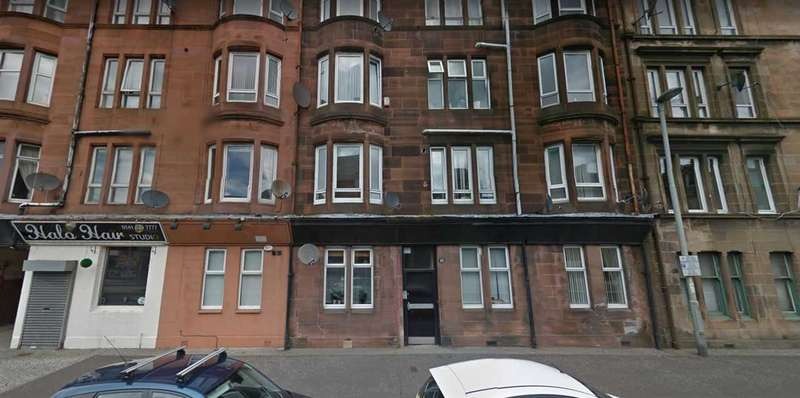 1 Bedroom Apartment Flat for sale in St James Street, Renfrewshire
