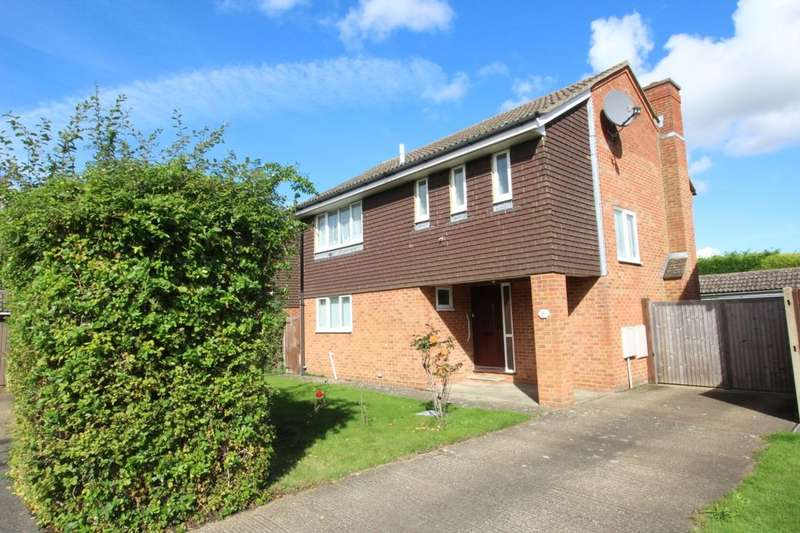 4 Bedrooms Detached House for sale in Hornbeam Close, Paddock Wood, Tonbridge, TN12