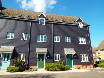 1 Bedroom Flat for sale in Kings Reach, Kings Lynn, Norfolk