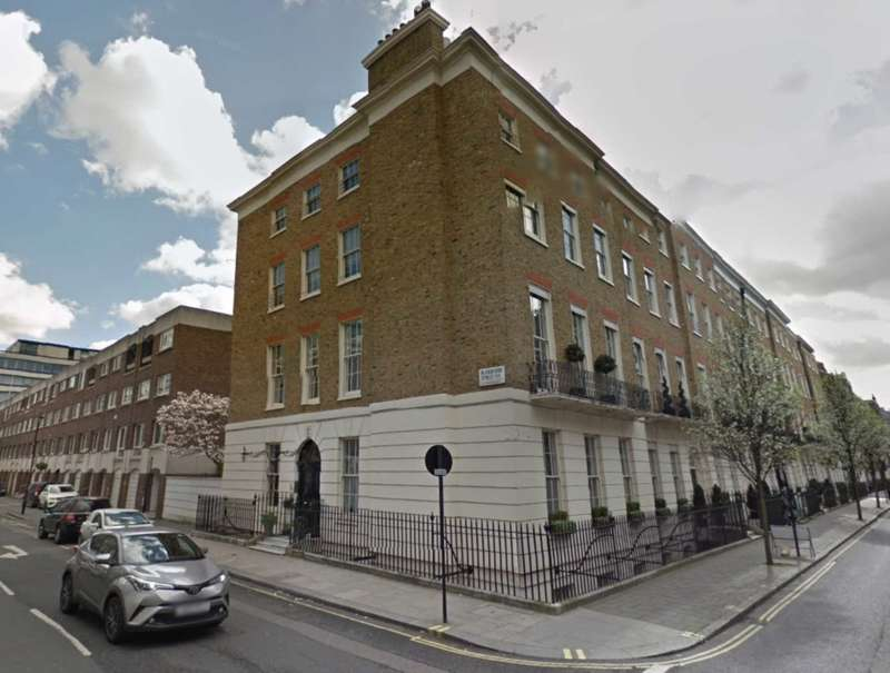 3 Bedrooms Flat for sale in Blandford Street, Marylebone