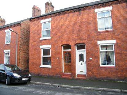 2 Bedrooms Terraced House for sale in Huxley Steet, Castle, Northwich, Cheshire