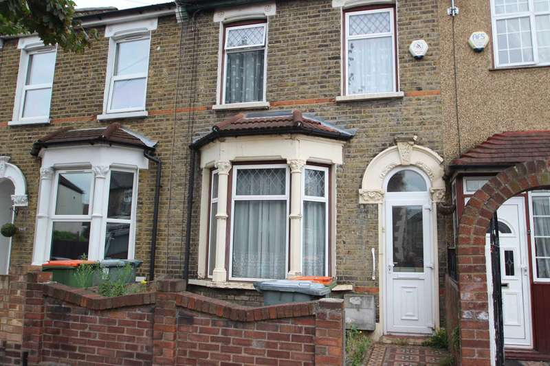 3 Bedrooms Terraced House for sale in Sutton Court Road, London